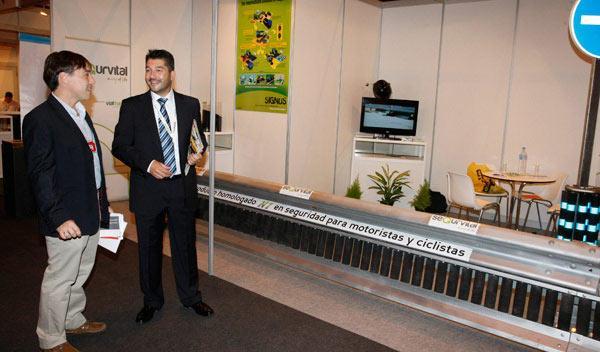 Barrera para motoristas de Vialmarco Trafic 2011
