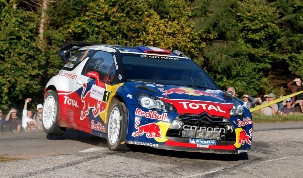 Sébastien Loeb-Rally de Francia