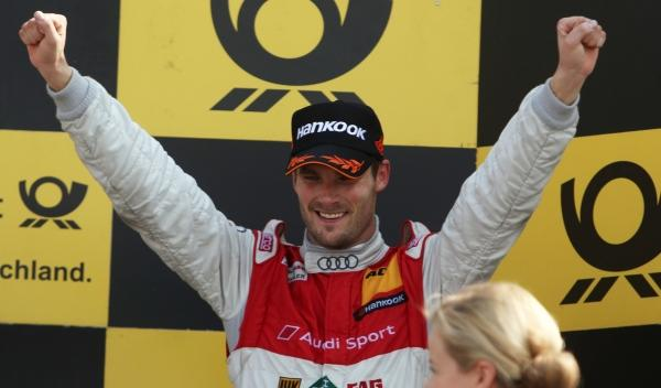 Martin Tomczyk-Audi DTM