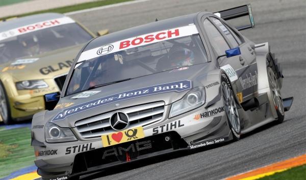 Bruno Spengler-Mercedes DTM