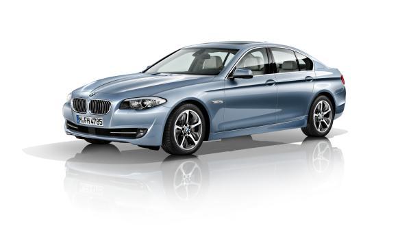 BMW Serie 5 AciveHybrid