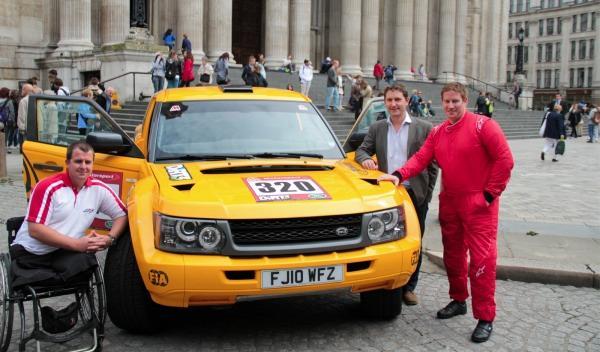 Bowler EXR para discapacitados en el Dakar 2014