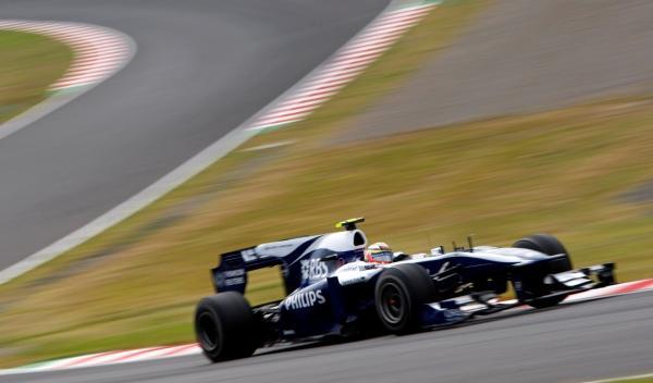R. Barrichello-GP Japón 2010