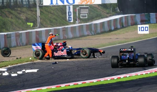 Jaime Alguersuari-GP Japón 2009