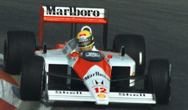 Ayrton Senna-McLaren-GP Japón 1988