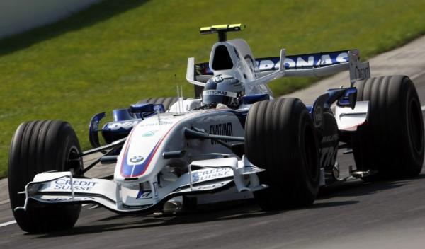 Sebastian Vettel-BMW Sauber-GP EEUU 2007