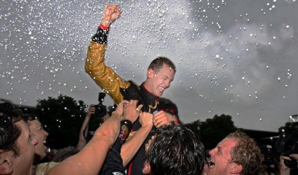 Sebastian Vettel-Toro Rosso-GP China 2007