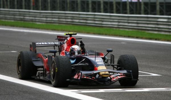 Sebastian Vettel-Toro Rosso-GP Italia 2008