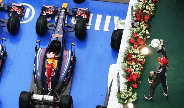 Sebastian Vettel-Red Bull-GP China 2009