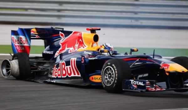 Sebastian Vettel-Red Bull-GP Turquía 2010