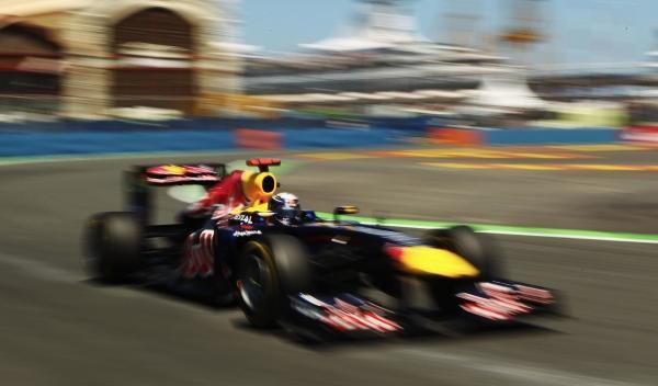 Sebastian Vettel-GP Europa 2011
