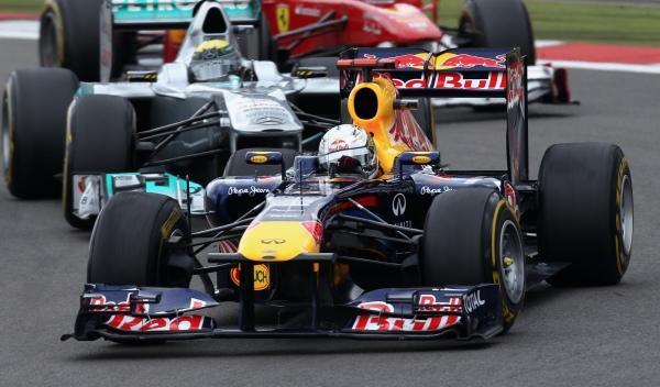 Sebastian Vettel-GP Alemania 2011