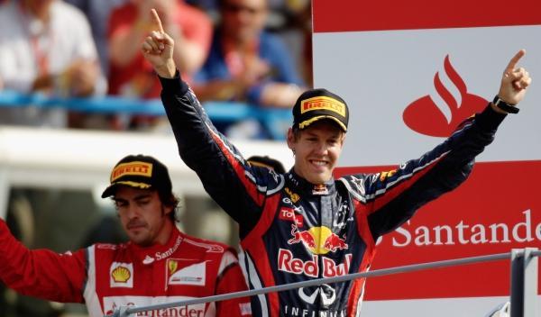 Sebastian Vettel-GP Italia 2011