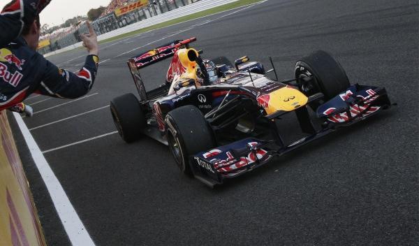 Sebastian Vettel-GP Japón 2011