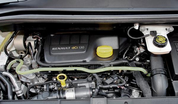Renault-Scenic-dci-130-motor