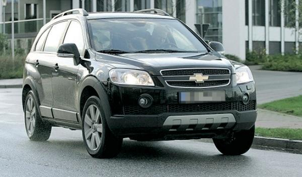 Segunda Mano Opel Antara Y Chevrolet Captiva Autobild