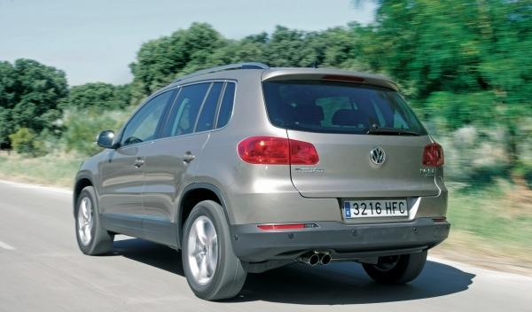los vw tiguan 2 0 tdi son m s potentes ahora. Black Bedroom Furniture Sets. Home Design Ideas