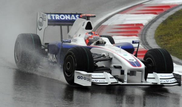 Robert Kubica-GP China 2009