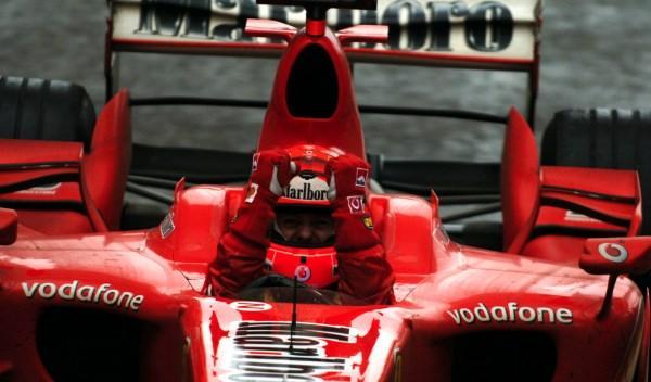 Michael Schumacher-GP China 2006