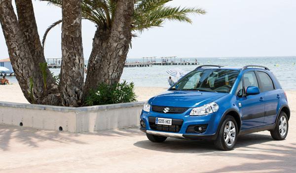 Suzuki ruta murcia playa