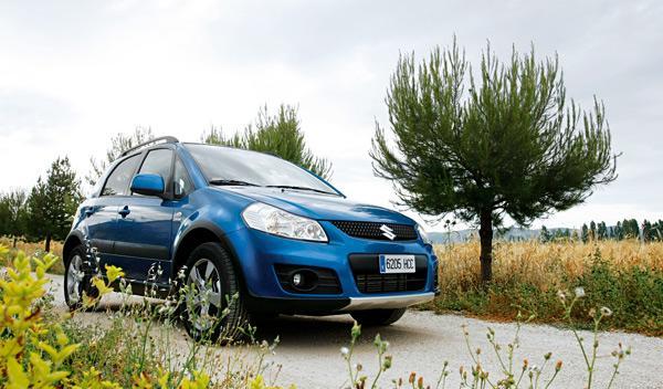 Suzuki ruta murcia sabinar