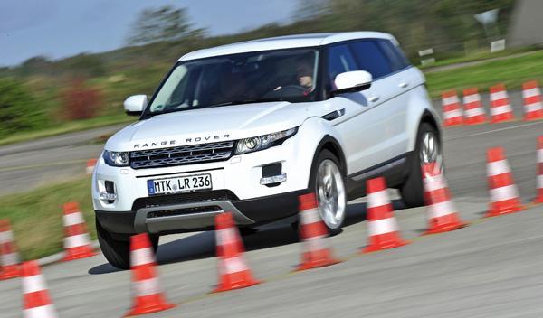 range rover evoque agil campo