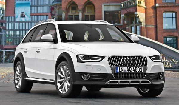 Audi-A4-allroad-2012-frontal