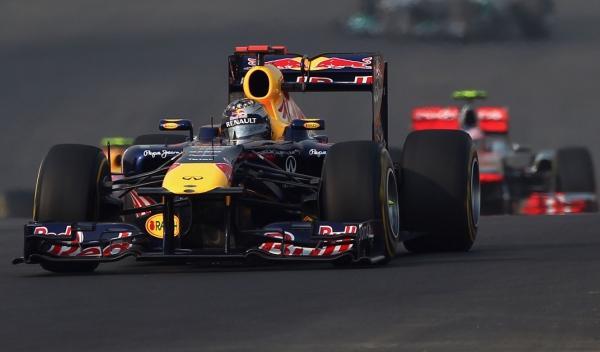 Sebastian Vettel-Red Bull