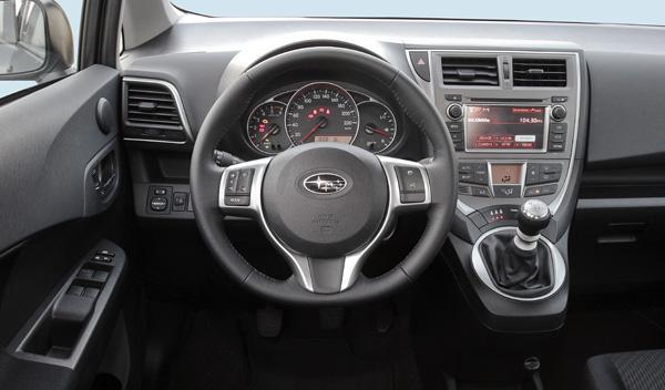 Subaru Trezia cuadro