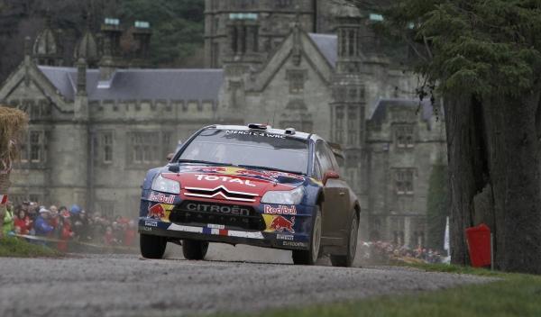 Sébastien Loeb-Citroën DS3