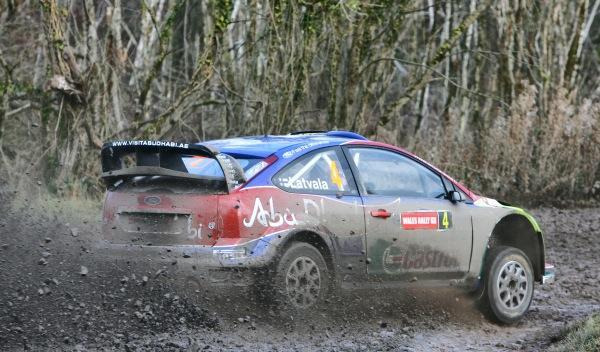 Jari-Matti Latvala-Ford-Rally Gales 2008
