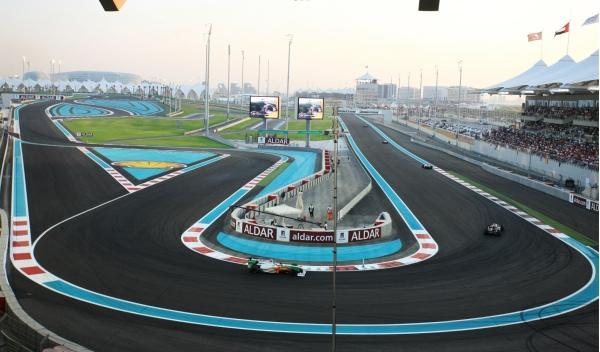 Circuito Yas Marina