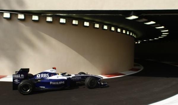 Circuito Wipeout Marina D Or : Fórmula previo del gran premio de abu dabi autobild