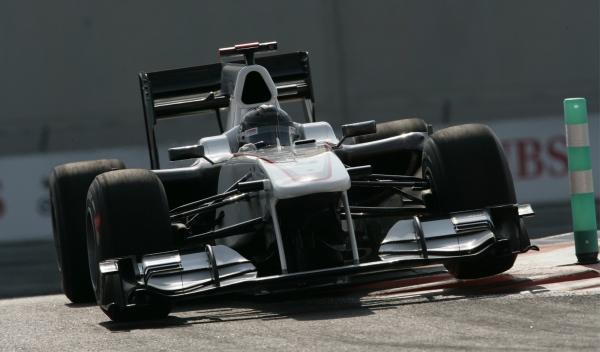 N. Heidfeld/GP Abu Dabi 2010