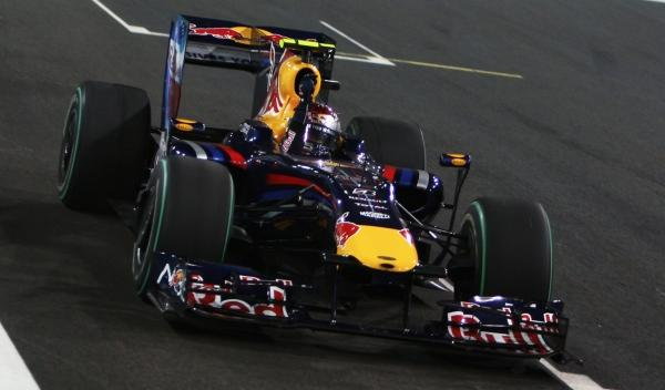 S. Vettel-GP Abu Dabi 2009