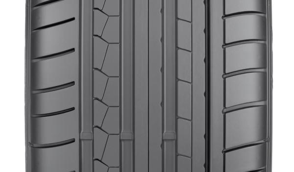 Banda de rodadura del Dunlop SP Sport Maxx GT