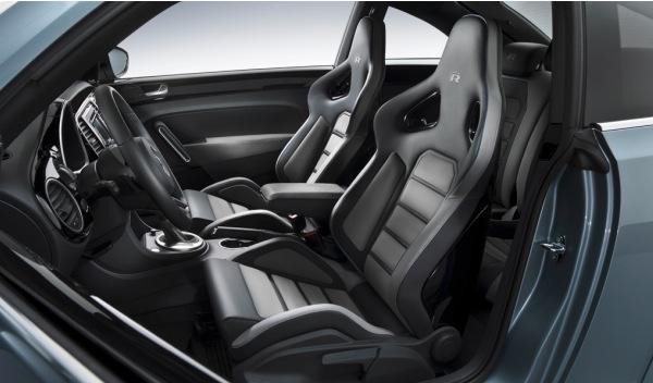 Asientos del Volkswagen Beetle R Concept