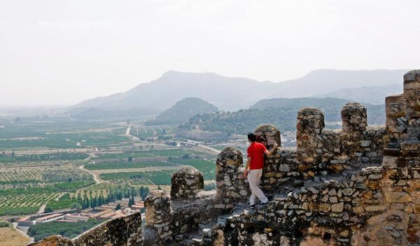 ruta-4x4-valencia-Suzuki-castillo