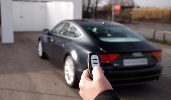 Parkpilot de Audi