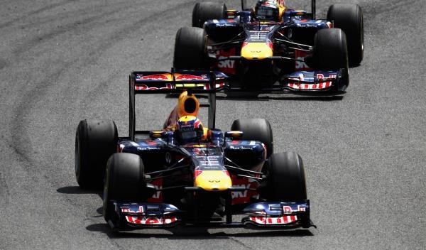 Mark Webber/Sebastian Vettel-Red Bull