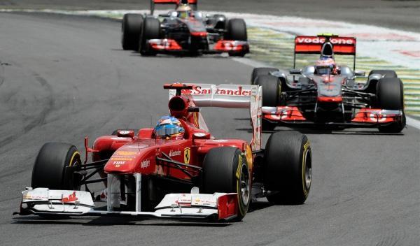 Fernando Alonso-Ferrari