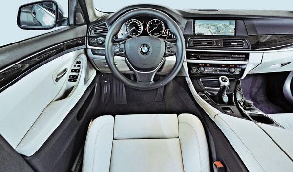BMW-520d-interior