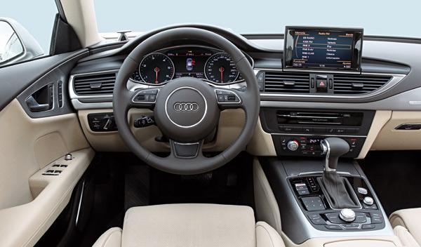 Audi A7 sportback mandos