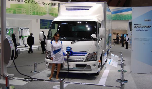 Camión. Salón de Toio 2011