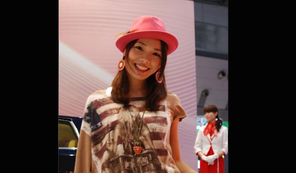 Chicas IV Salón de Tokio 2011
