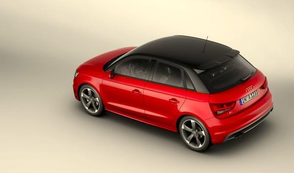 Techo del Audi A1 Sportback