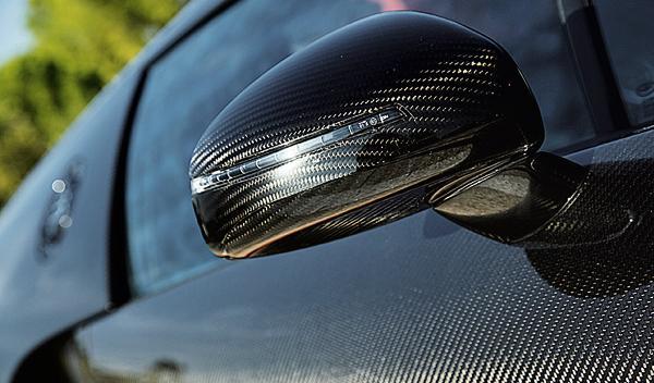Bugatti Veyron 16.4 Super Sport retrovisor