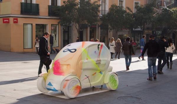 Renault Twizy Parade