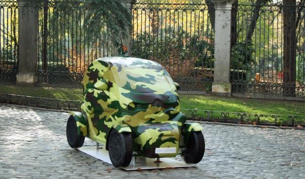 Renault Twizy Parade, Jardín Botánico