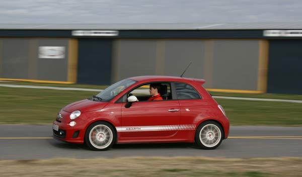 Abarth 500 kit 'esseesse'